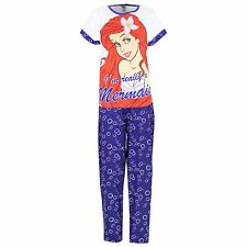 Disney The Little Mermaid Womens Ariel Pyjamas Xx-large