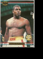 Razor Ruddock - 1991 Ringlords Sample Boxing Card