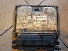 ECU VW 030906032DS  0261207592