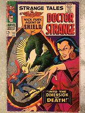 Strange Tales #152 (January, 1967 Marvel)