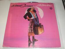 SINGLE DONNA SUMMER - THE WANDERER - WB SPAIN 1980