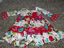 JELLY THE PUG 18M 18 MONTHS CHRISTMAS DAY COLLECTION  CAMERON WOVEN DRESS