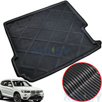 Rear Trunk Cargo Mat For BMW X3 F25 2011-2017 Tailored Boot Liner Floor Tray