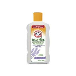 (1) Arm & Hammer 32 Ounce Refill Bottle Hand Soap Lavender Vanilla