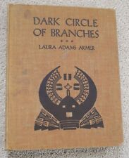 vintage 1933 hb NAVAHO NAVAJO Native American Indian Dark Circle fantastic ils