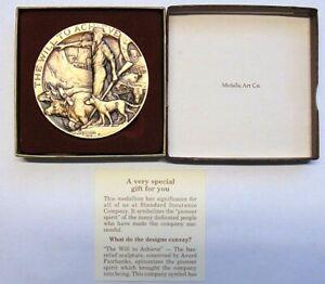 1996 Medallic Art Co Medallion Standard Insurance Company Avard Fairbanks