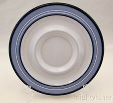 """Arita Oven to Table Genesis Blue (5244) Saucer 6 7/8"""" Excellent"""