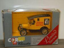 Ford Model T Zebra Grate Polish - Corgi Classics in Box *41146