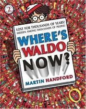 Wheres Waldo Now? by Martin Handford