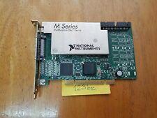 National Instruments PCI-6280 NI DAQ Card, 18-bit Analog Input, Multifunction