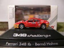 1/87 Herpa 035880 Ferrari 348 tb challenge #60 Bernd Hahne