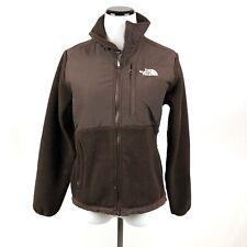 The North Face Women's Denali Jacket Brown Full Zip fleece winter Size XS