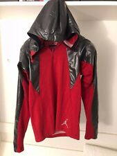 Nike Jordan Basketball Training Jacket Banned Red Small 717863-687
