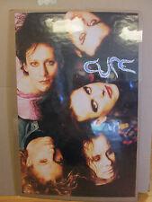 vintage The cure rock poster original 1992  5815