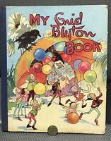 LOVELY VINTAGE 1960 MY ENID BLYTON PICTURE PIXIE STORY BOOK ANNUAL HB UK EXC!!!