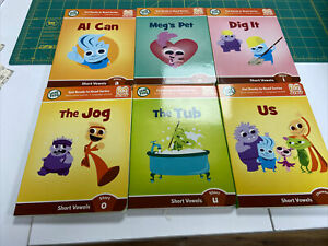 Leapfrog Tag junior books Get Ready To Read Set of 6