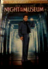 NIGHT at the MUSEUM (2006) Two-Disc Special Edition Ben Stiller Robin Williams