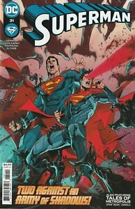 Superman # 31 Cover A NM DC 1st Team Appearance Of Shadow Breed