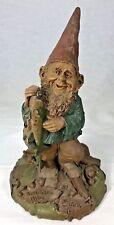 "Tom Clark Gnome Troutman with Fish #1082 Edition #91 Coa 7"""