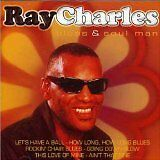 CHARLES Ray - Blues & soul man - CD Album