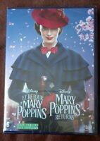Le retour de Mary Poppins (Colin Firth ) neuf sous blister