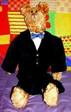 Vintage 27' Mohair Artist Bear ... Fantastic ... Must See