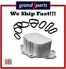 Oil Cooler PEUGEOT 1007 2008 Bipper Partner 1.4HDi  1.6HDi  1103K2 + GASKETS