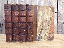 Isaac Disraeli ~ Curiosities in Literature ~ 4 Vols ~ 1858 ~ William Veazie