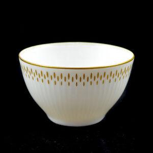 Zuckerdose / Goldtropfen Gloriana Wagenfeld / Goldrand / Thomas / sugar bowl