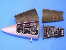 Legend 1/48 McDonnell F-101 Voodoo Avionics Bay Set (for Monogram kit) LF4032