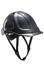 Portwest PC55 Hard Hat Safety Endurance Carbon Helmet - Grey
