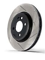 StopTech (126.34054SR) Power Slot 01-07  M3 (E46) Rear Right Slotted Rotor
