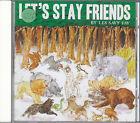 LES SAVY FAV - let's stay friends CD