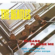 The Beatles Please Please Me Greeting Birthday Card Any Occasion Album Official