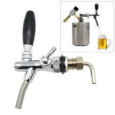 G5/8 Beverage Dispenser Water Tap Faucet Stainless Steel Juice Beer Dispenser