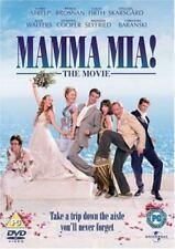 MAMMA MIA! THE MOVIE MERYL STREEP PIERCE BROSNAN  SING ALONG UNIVERSAL DVD L NEW