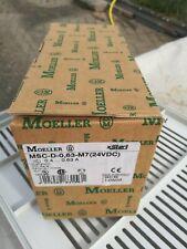 4Stk. Neu OVP Eaton / Moeller - Direktstarter MSC-D-0,63-M7 - 24VDC Motorstarter