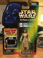 1997 Kenner  Star Wars the power of the force -Princess Leia Organa Ewok-outfit