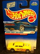 HOT WHEELS 2000 FE #26 #86 -2 SHOE BOX LACE 00C