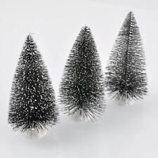 1X Mini Christmas Pine Tree Festival Party Ornaments Desk Office Xmas Decor Gift