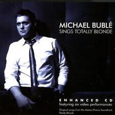 Michael Bublé : Michael Bublé Sings Totally Blonde CD (2008)