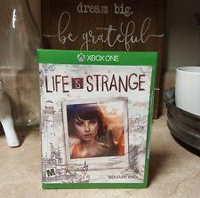 NEW Life Is Strange Game Microsoft Xbox One SEALED Square Enix FREE SHIPPING