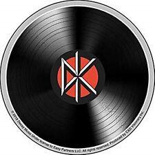 Dead Kennedys  vinyl record sticker 100mm round (cv)
