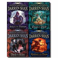 Darren Shan Series Collection: The Saga of Larten Crepsley 4 Books Set