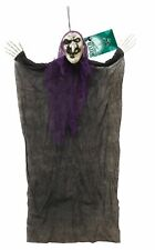 90cm Halloween Hanging Witch Party Decoration Spooky Ornament Decor Horror