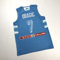 Vintage Goran Dragic #7 Slovenija Basketball Jerseys Custom Names Christmas Gift