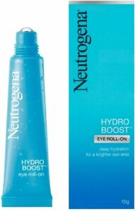 Neutrogena Hydro Boost Eye Roll-on 15g Deep Hydration Intense Moisture Eye Area