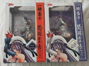 Anime Figure lot Kanu Unchou 1/7 Gothic Lolita Ver. Good Smile READ DESCRIPTION