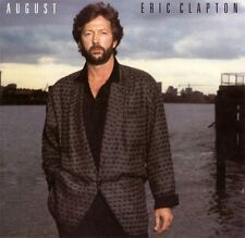 Eric Clapton ‎CD August - Germany