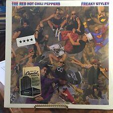 Freaky Styley by Red Hot Chili Peppers VINYL LP 180 GRAM